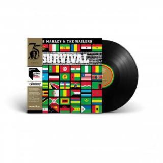 SURVIVAL/LTD - Marley Bob [Vinyl album]